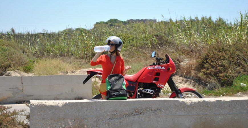 Tour in moto in Sicilia: da Costa dell'ambra a Portopalo