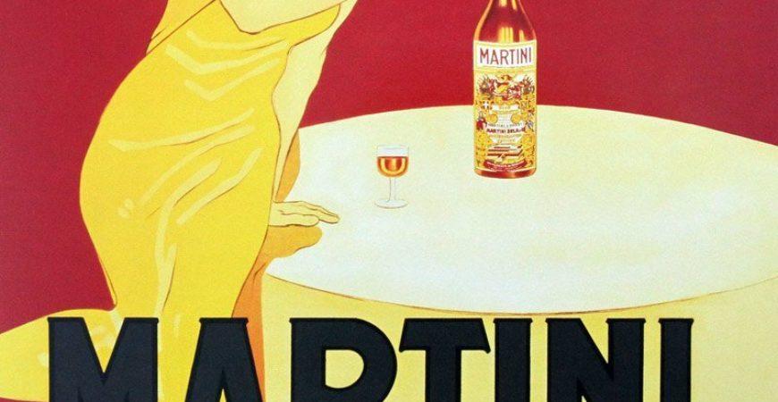 Manifesti pubblicitari e réclame del passato