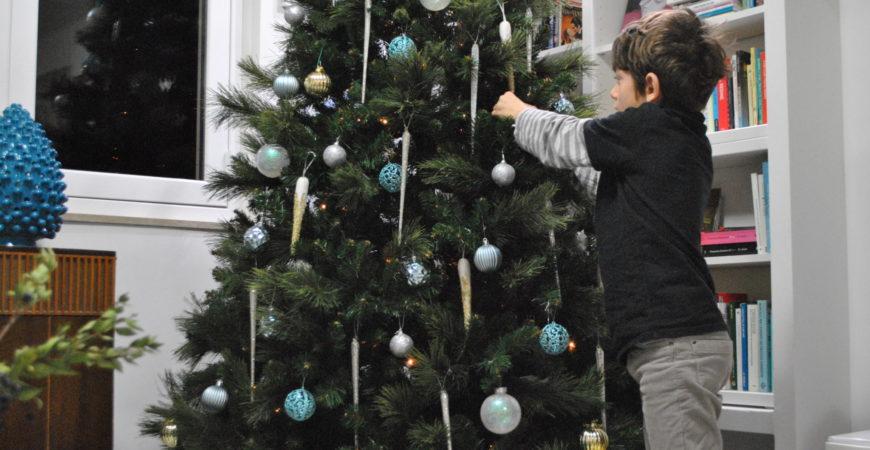 Addobbi e preparativi…aspettando Natale!