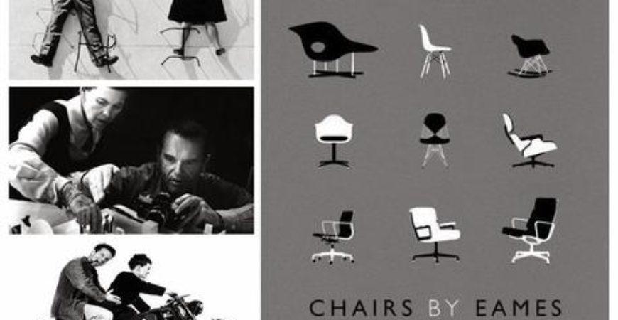 Sedute firmate Charles & Ray Eames: icone senza tempo.