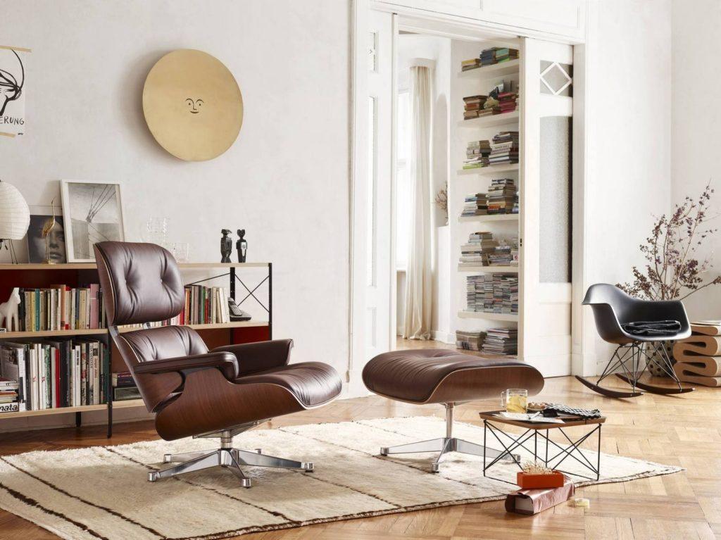 sedute Charles & Ray Eames