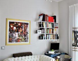 Un piccolo appartamento romantico