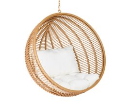 Rattan, bamboo e vimini per la veranda: la mia wish list
