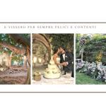 Un matrimonio in una location da sogno
