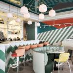 """Cin Cin"" un ristorante anni '70 a Parigi"