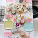 Idee delicate per la tavola di Pasqua