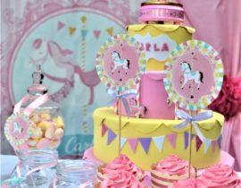 Un Carousel party per la mia dolce Carla
