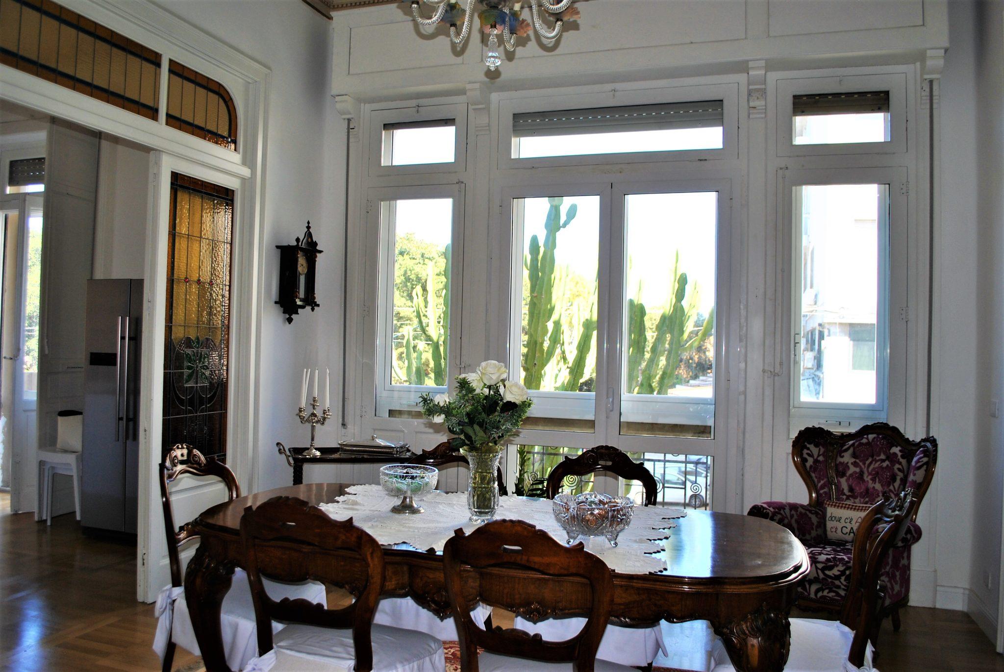 Il fascino di una casa d 39 epoca cosedicasamia - Finestre liberty ...