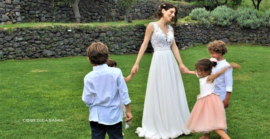 Scene da un matrimonio alle pendici dell'Etna