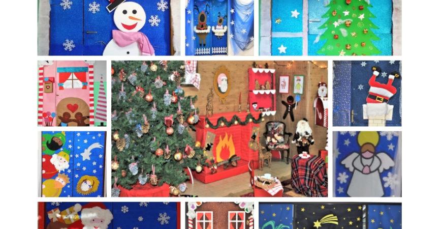 """L'atmosfera natalizia all'Istituto """"Melodia"""" di Noto: """"fai da te"""" e riciclo creativo"""